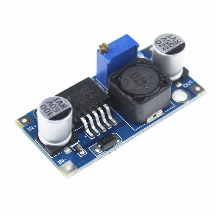 DC-DC Stepdown LM2596S